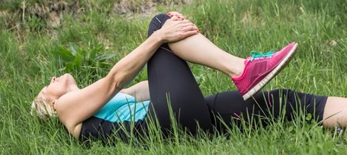 آسیب های زانو که نیاز به استراحت اولیه دارند