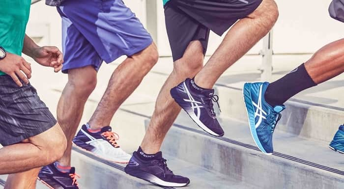 اجتناب از دویدن روی پلهها برای پیشگیری از زانو درد