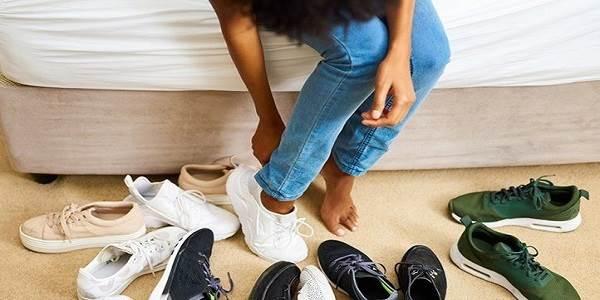 انتخاب کفش طبی مناسب برای زانودرد