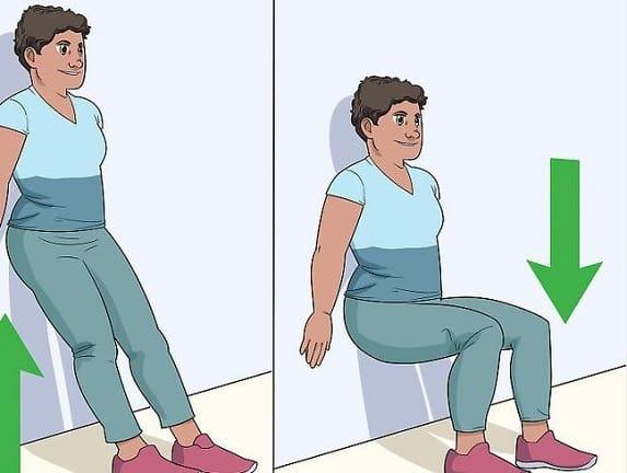 ورزش مناسب برای صدادادن و تق تق زانو