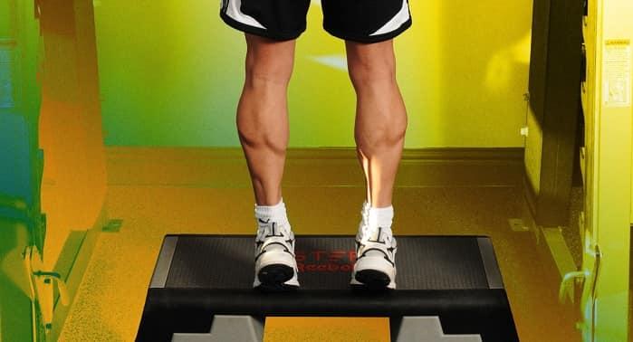 تمرینات مخصوص ماهیچه ساق پا برای صاف كردن زانوی پرانتزی