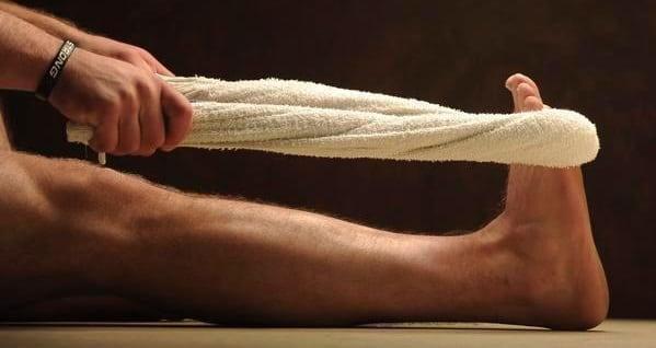ورزش برای تاندون اشیل پا