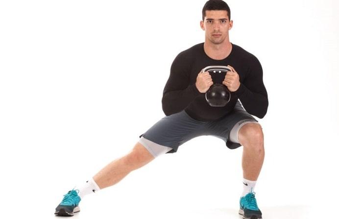 ۵ حرکت برای زانوی ضربدری