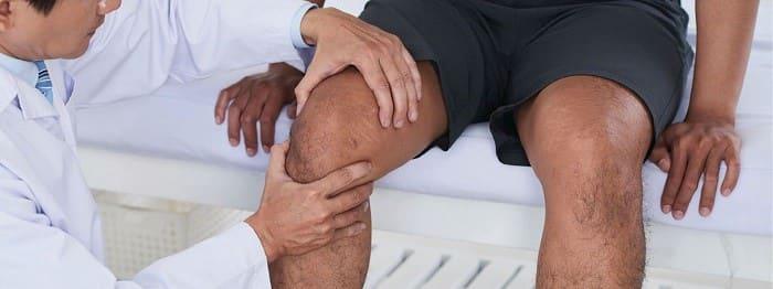 درد بخش قدامی زانو از علل زانو درد دوچرخه سواران