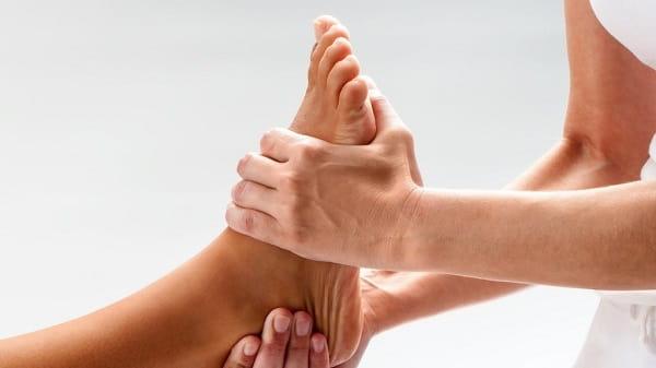 درمان آرتروز مچ پا