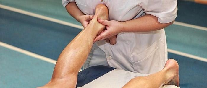 درمان اولیه برای التهاب تاندون آشیل چیست؟