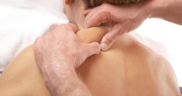 درمان درد میوفاشیال با تریگر پوینت تراپی