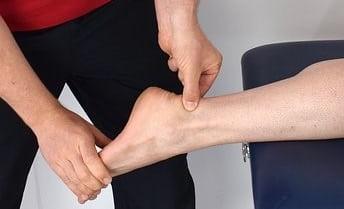 درمان کوتاهی تاندون آشیل