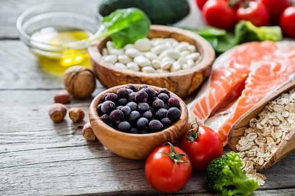 رژیم غذایی برای سیاتیک