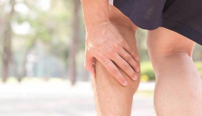 ضعف عضلات ساق پا