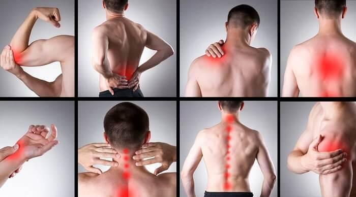 علت اصلی دردهای عضلانی- مفصلی