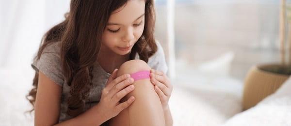 فرسودگی غضروف از علت خالی شدن زانو در کودکان