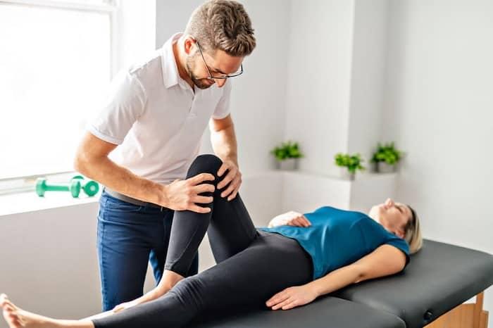 فیزیوتراپی برای درد کشاله ران