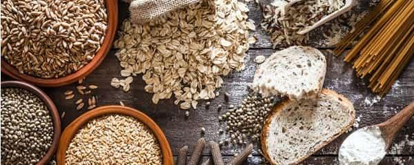 منابع کربوهیدرات از جمله غذاهای مفید برای زانو درد