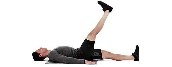 ورزش درمانی عقب زدگی زانو