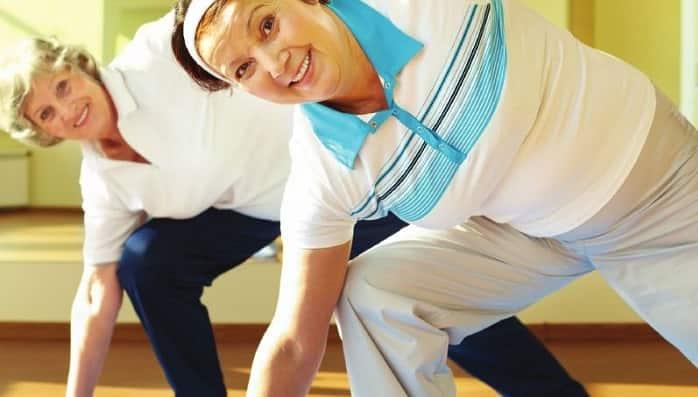 ورزش برای پیشگیری از پوکی استخوان