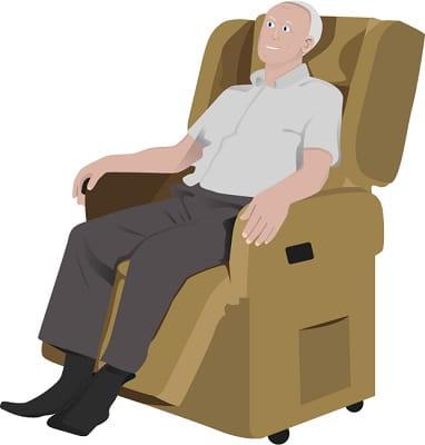 درمان درد سیاتیک با وسایل کمکی برای زندگی روزانه