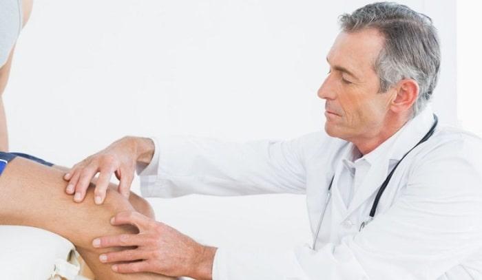پزشک چگونه میتواند پارگی مینیسک را تشخیص دهد