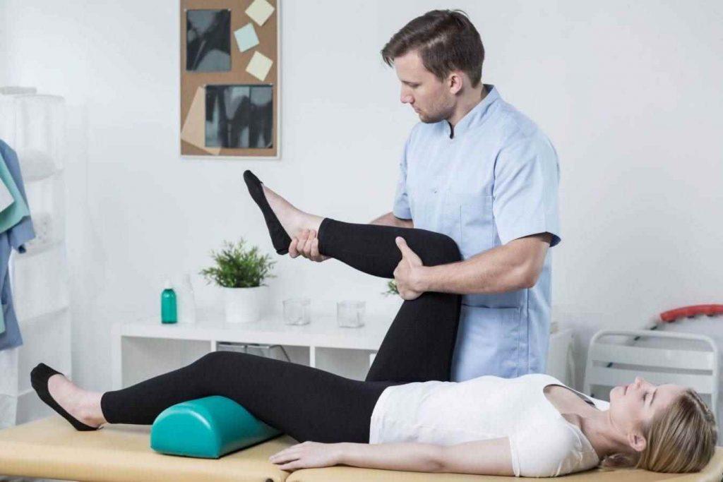 کایروپراکتیک زانو رفع درد، التهاب و خشکی مفصل زانو با درمان دستی