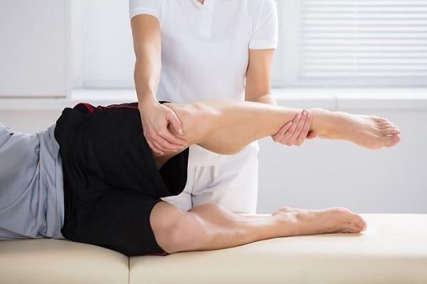 درمان کوتاهی پا با کایروپراکتیک