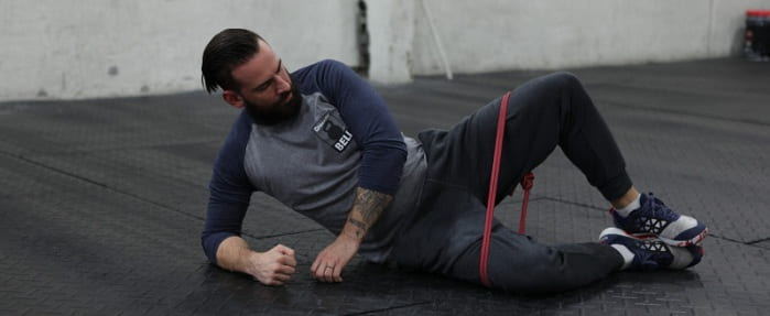 کلامز برای تقویت عضلات زانو