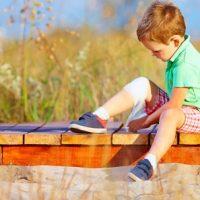 زانودرد در کودکان